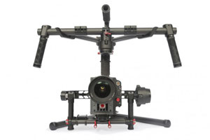 DJI-ronin 3-axis gimbal stabilisation systems
